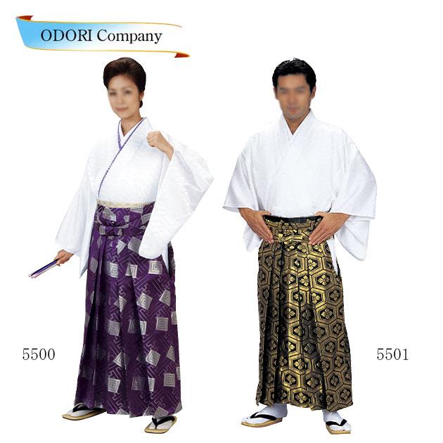 踊り用 袴 舞踊袴 はかま 金襴袴