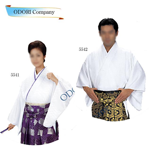 袴下きもの 仕立て上り 白サヤ形 白ヒガキ