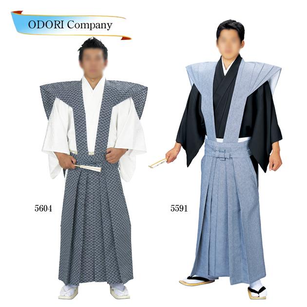 裃 かみしも 紺舞踊の舞台衣装として 日本の踊り