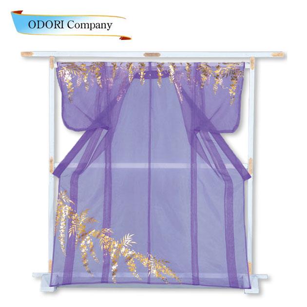 かつぎ かけ仕立 被衣 ※こちらはかけ仕立てでのお届けですかつぎ仕立にもできます。