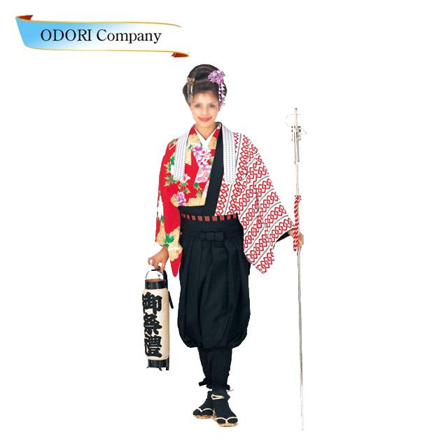 たっつけ袴 たっつけパンツ 踊り用 たっつけ袴 手古舞 きぬずれ 72501