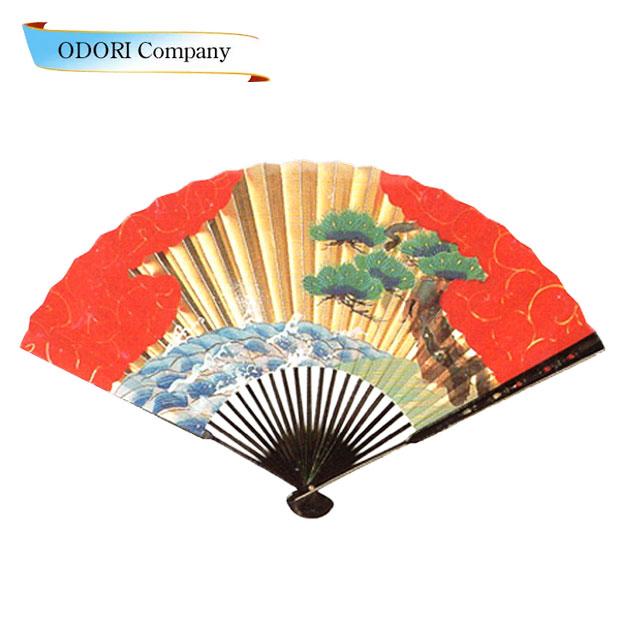 汐汲 松 中啓 手描き 歌舞伎 能 日本舞踊 飾り、撮影用