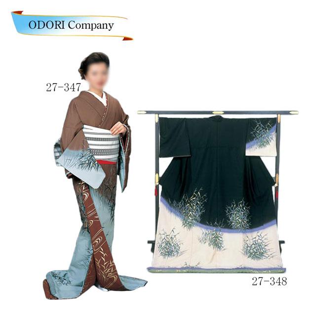 踊り 着物 踊り 着物 裾引き 芸者着 大衆 演劇 仕立上がり ポリエステル 日本舞踊、歌謡舞踊のステージ用