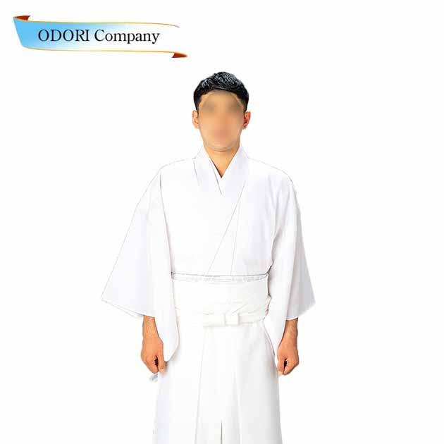 神官装束 夏用 神職 寺 神社 白衣