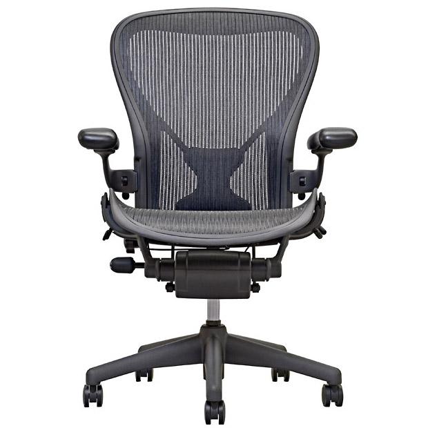 of9 | Rakuten Global Market: Herman Miller Aeron chair size C ...