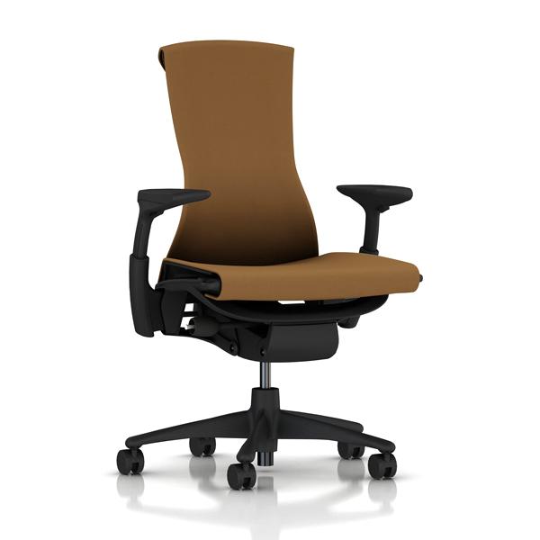 【期間限定5倍】[HermanMiller] エンボディチェア(CN122AWAA G1 G1 BB)【シートタイプ:リズムファブリック】【Embody Chair】【グラファイトカラーベース】【グラファイトカラーフレーム】【EGP】ハーマンミラーのアーロンチェア後継機