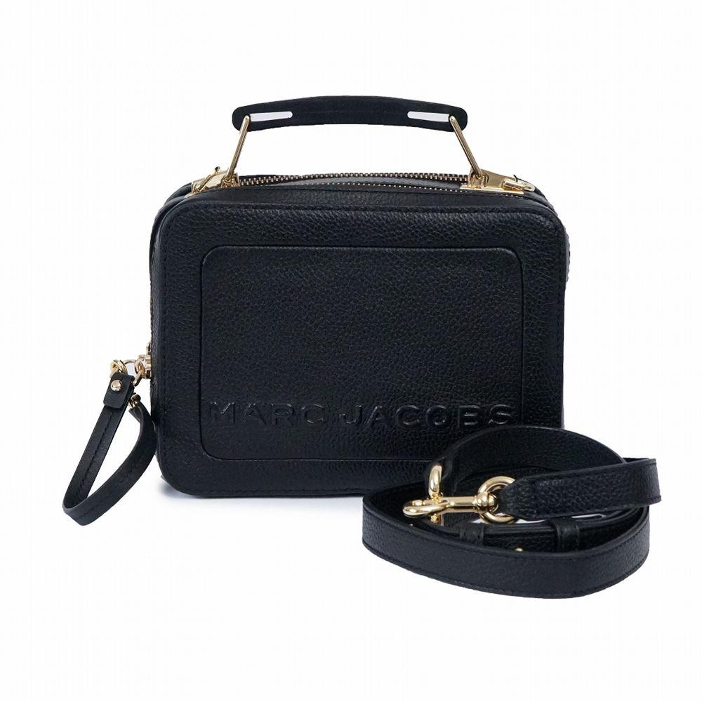 マークジェイコブス MARC JACOBS ショルダーバッグ M0014840 001 ブラック 誕生日 ブランド プレゼントにも 高級 20代 30代 40代 50代 60代 あす楽 送料無料 返品OK