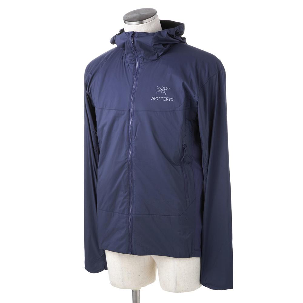 アークテリクス マウンテンパーカー ジャケット ブルー ARC'TERYX 17305 NEUROSTORM ATOM SL アトム 誕生日 ブランド プレゼントにも 高級 20代 30代 40代 50代 60代 あす楽 新入荷