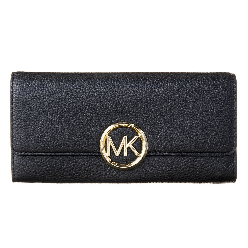 マイケルコース 長財布 財布 ブラック レディース MICHAEL KORS 32F9G0LE9L 001 誕生日 ブランド プレゼントにも 高級 20代 30代 40代 50代 60代 あす楽 新入荷