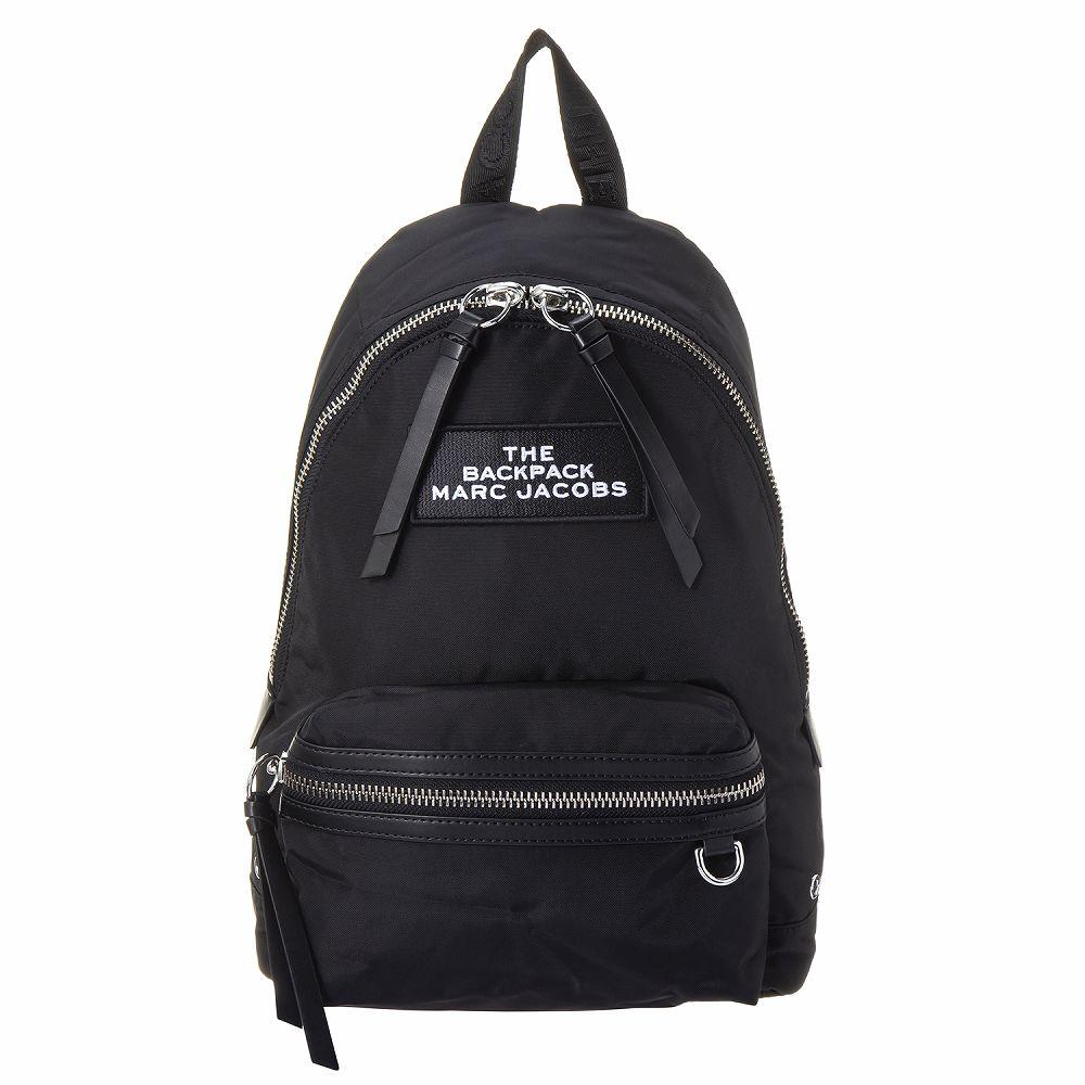 マークジェイコブス レディース リュック バックパック ブラック Marc Jacobs M0015415 001 丈夫 軽量 大容量 おしゃれ 通勤 通学 誕生日 プレゼント
