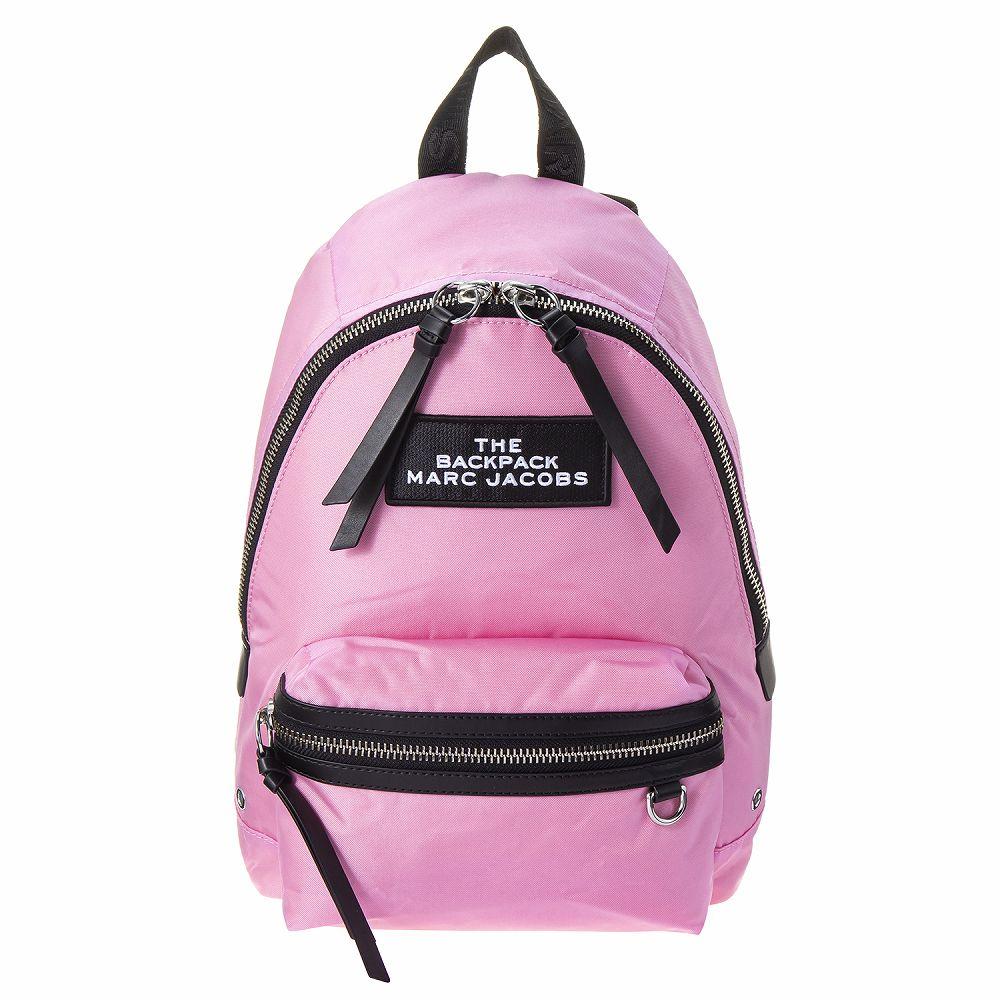 マークジェイコブス レディース リュック バックパック ピンク Marc Jacobs M0015415 668 丈夫 軽量 大容量 おしゃれ 通勤 通学 誕生日 プレゼント