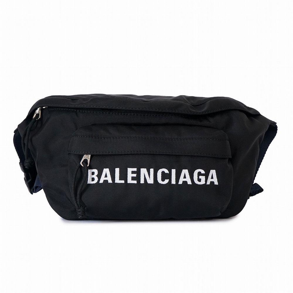 バレンシアガ メンズ レディース ベルトバッグ ブラック BALENCIAGA 533009 HPG1X 1090 高級 おしゃれ 誕生日 プレゼント