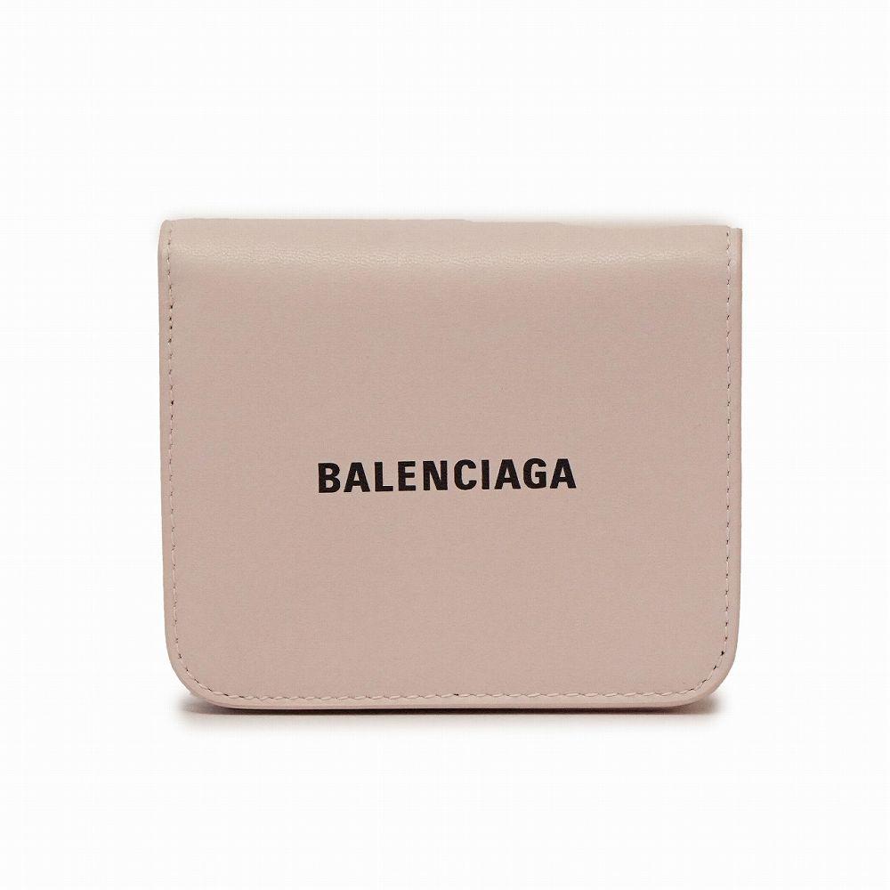 バレンシアガ レディース 二つ折り財布 ピンク BALENCIAGA 594216 1I313 5960 高級 おしゃれ 誕生日 プレゼント