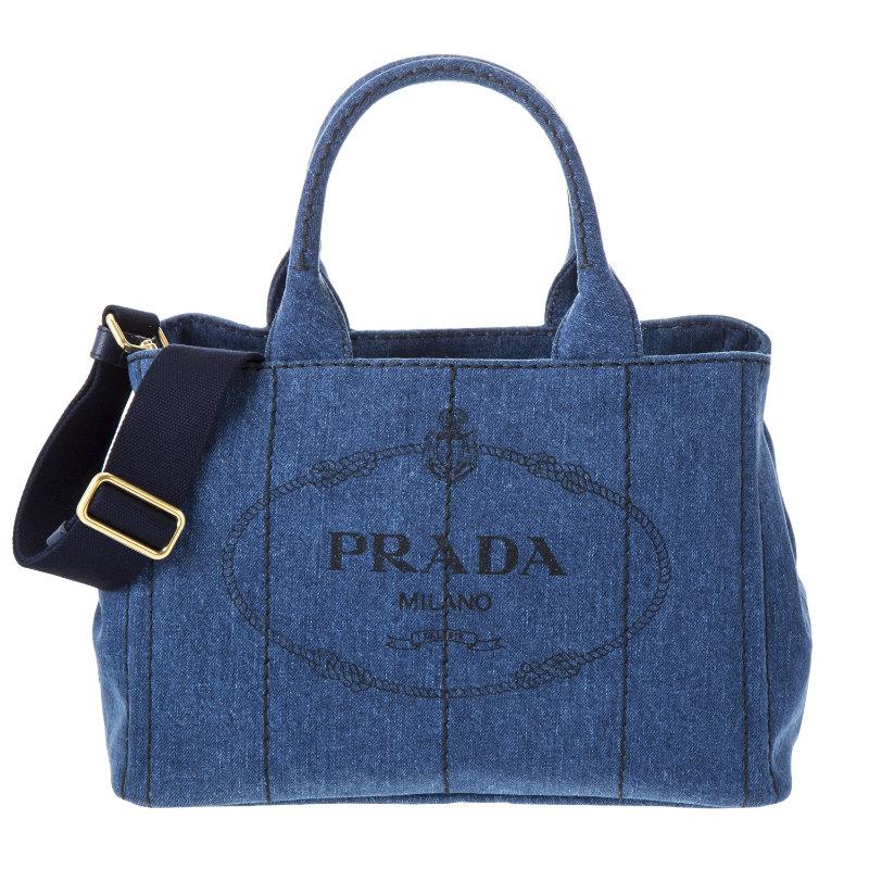 プラダPRADA 1BG439 AJ6 F0008 BLUE
