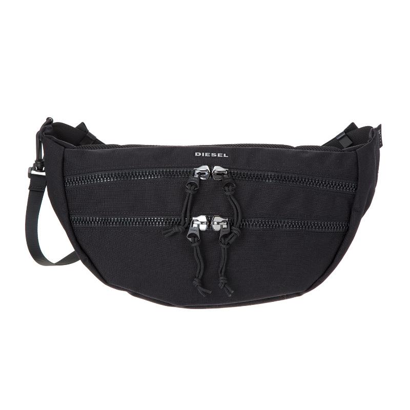 【キャッシュレスで5%還元】ディーゼル バッグ ショルダーバッグ メンズ BLACK DIESEL X05120 P1516 T8013
