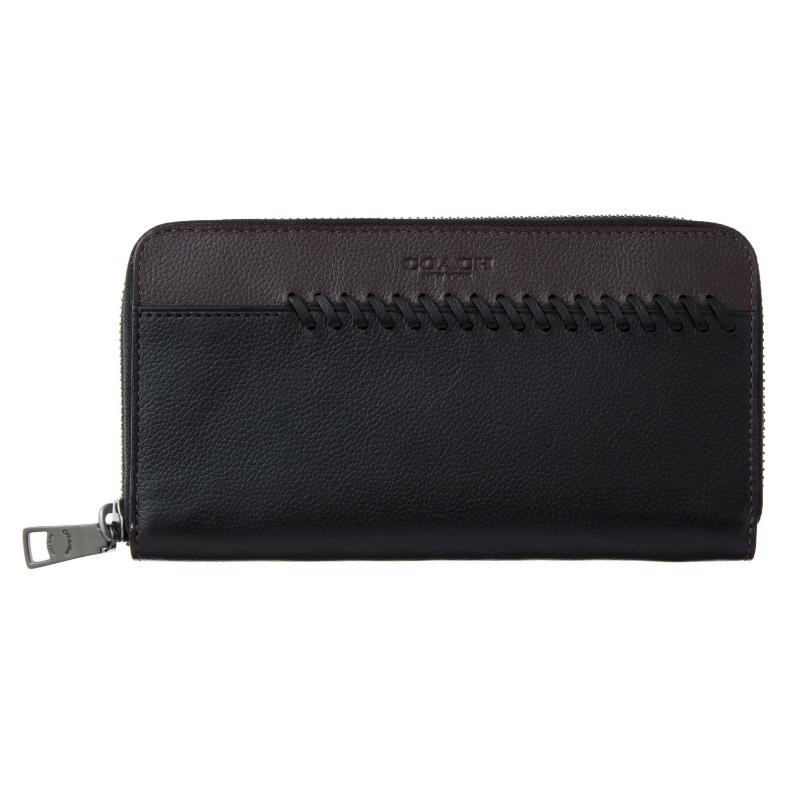 コーチ 財布 公式 アウトレット ブラック/ブラウン COACH F21369 C1L 誕生日 ブランド プレゼントにも 高級 20代 30代 40代 50代 60代 あす楽 送料無料 返品OK