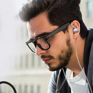 ハイスペック イヤホン【Beat-in(ビートイン)Hybrid ハイレゾ対応イヤホン】カナル型 3WAY MMCX 高音質 iPhone7 iPhone7s iPhone8 iPhonex 送料無料/