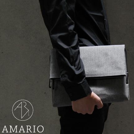 AMARIO(アマリオ)2way マルチバック- 「タタム1013」 《全3色》 AMARIO multi bag tatam 1013 サカン 「送料無料」