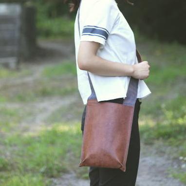 KAKURA×SHOKUの布 ショルダーポケットバッグ /送料無料