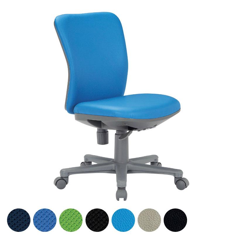 オフィスチェア/肘無・ローバックタイプ/OA-1105事務椅子 オフィスチェアー 学習椅子 勉強椅子 パソコンチェアー デスクチェアー