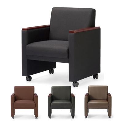 応接ソファ キューブアームチェア キャスター付き応接ソファー 応接ソファ 応接 ソファー ロビーチェア 待合ソファー 待合椅子 エントランス 1人用