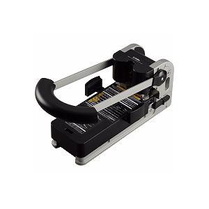業務用 穴あけパンチ 2穴/4穴 強力パンチ 穴あけ枚数220枚対応 カール EC-HD-520N