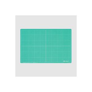 3300円以上のご注文で送料無料 後払い可能 NEW 春の新作続々 ARRIVAL 法人向け スケルトンカッティングマット カッターマット エコール 10mm方眼入り Sサイズ EC-EKM-S 300×450