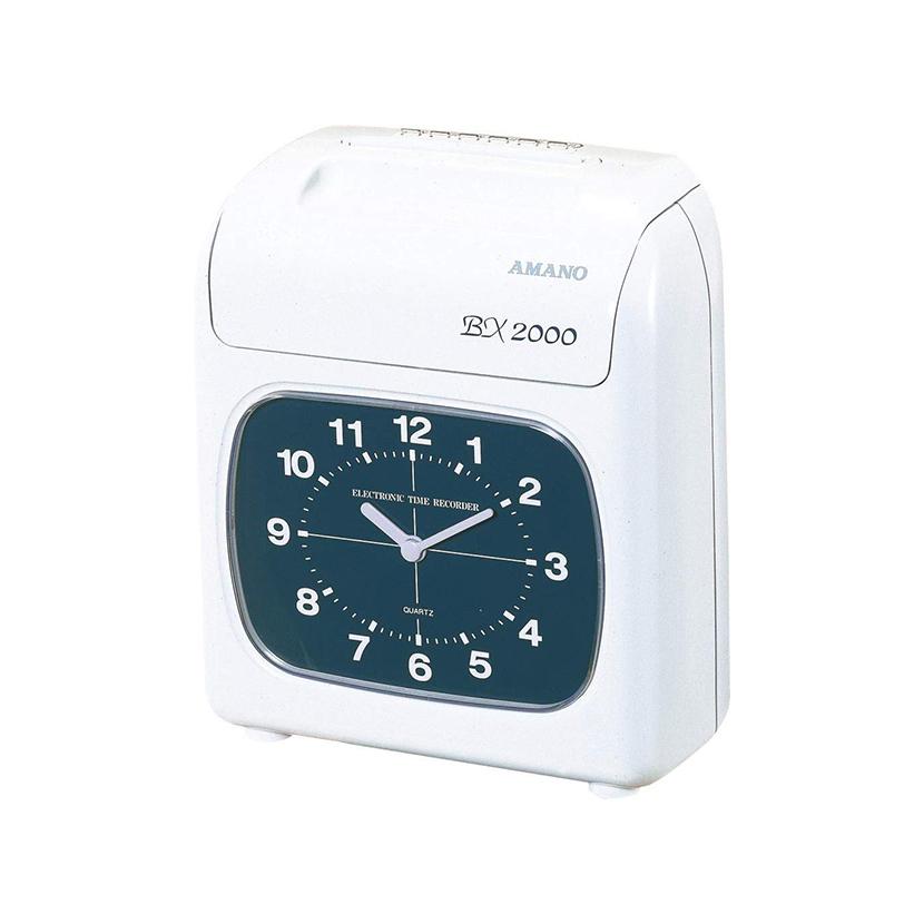 アマノ 電子タイムレコーダー