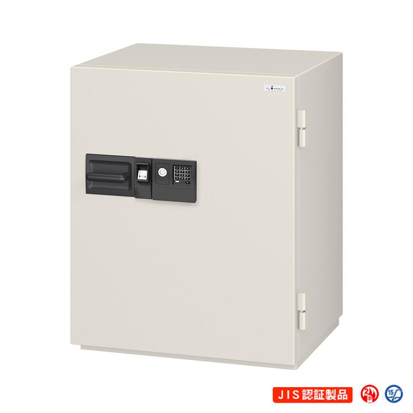 【エーコー】マルチロック式耐火金庫 内容量:127L 重量:292kg 大型 業務用/NCS-20YET