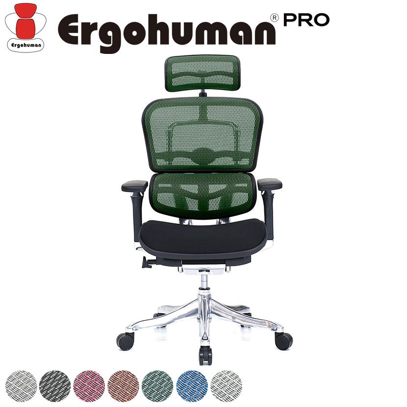 【メッシュブルー:6月中旬入荷予定】エルゴヒューマン プロ ハイタイプ 座モールドウレタン EHP-HBM Ergohuman Pro