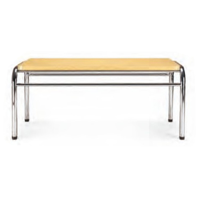 ロビーテーブル/幅1065mm メープル/CT-416 木製 応接テーブル センターテーブル 役員室 応接室 応接机 応接デスク
