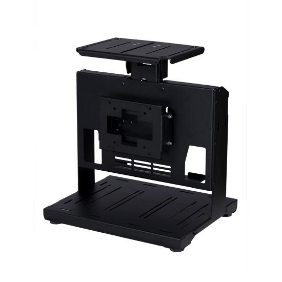 テレビ会議用ポータブルスタンド Biz PORTABLE 会議システムをラクラク移動 様々なメーカーに対応 幅350×高さ395×奥行280mm