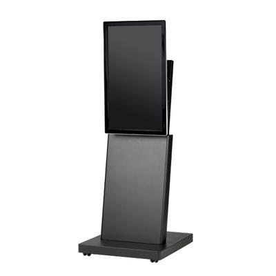 デジタルサイネージスタンド 32インチ用 エコノミータイプ DSS-M32BW2 モニター台 モニタースタンド 液晶モニタースタンド ディスプレイスタンド テレビ台 テレビスタンド 液晶テレビ台 液晶テレビスタンド