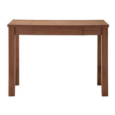 LUCE(ルーチェ) デスク 木製 幅1000×奥行500×高さ730mm ナチュラル シンプル ホーム 家具 書斎
