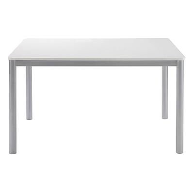 LUSTRE(ラスター) ダイニングテーブル 木製 幅1200×奥行800×高さ720mm クール シンプル ホーム 家具 リビング ダイニング