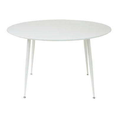 GLOSS(グロス) ダイニングテーブル 木製 幅1200×奥行1200×高さ720mm シンプル モダン クール ホーム 家具 リビング ダイニング