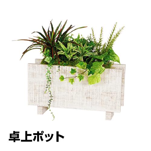 ベルク フェイクグリーン インテリアグリーン 観葉植物 人工 卓上ポット GR4239