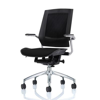 KOPLUS | コプラス Bodyflex ボディフレックスチェア オフィスチェア 肘付き 【ブラック・ブルー・レッド・グリーン・オレンジ】 事務椅子 デスクチェア パソコンチェア ワークチェア 学習チェア 学習椅子 腰痛 腰痛対策 チェア 椅子 イス