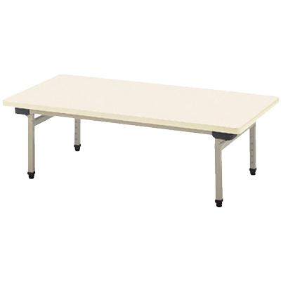 園児用 学校用 机 テーブル/5段階高さ調整/幅1200×奥行600mm/EU-1260 【メープル ピンク ブルー アイボリー】