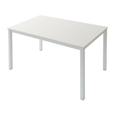 会議テーブル 会議机 1200×750 配線ボックス無し NI-MTN1275会議テーブル ミーティングテーブル 会議用テーブル 会議用デスク 長机 会議机 120×75 【角型】
