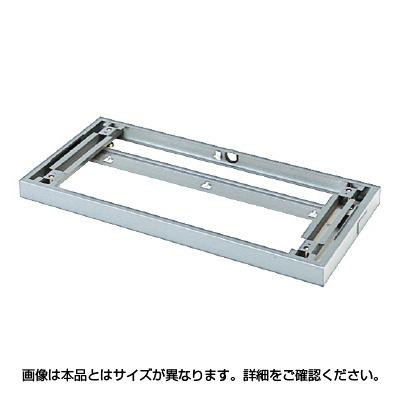 L6 配線ベース L6-J11X M4 シルバー 幅1400×奥行427×高さ50mm