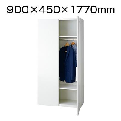 L6 ロッカー L6-180L W4 ホワイト 幅900×奥行450×高さ1770mm