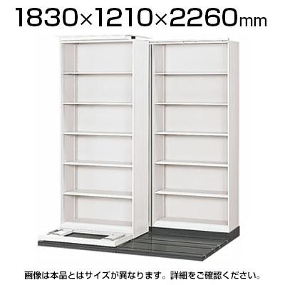 L6 横移動基本型 L6-533YH-K W4 ホワイト 幅1830×奥行1210×高さ2260mm