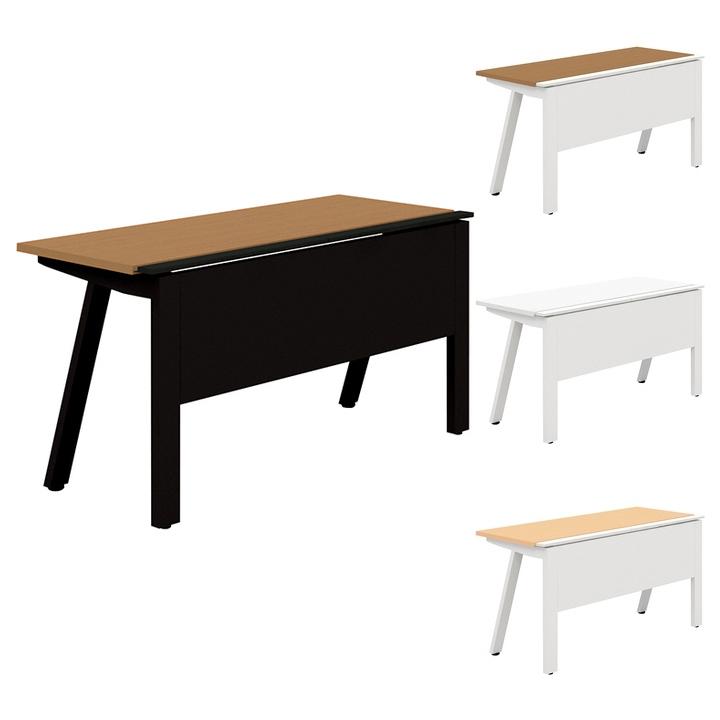 [オプション]PLUS Genelaシリーズ デスク/テーブル 幅1425×奥行600×高さ720mm GE-146E