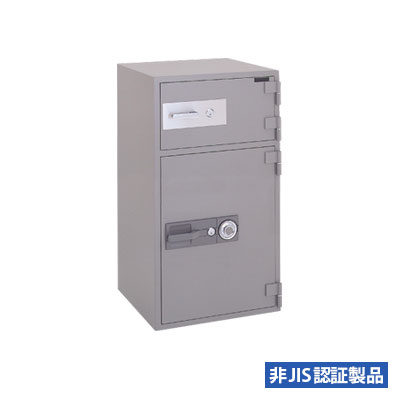 【SAGAWA】【日本製】投入金庫 耐火金庫 テンキー式 PC120NT