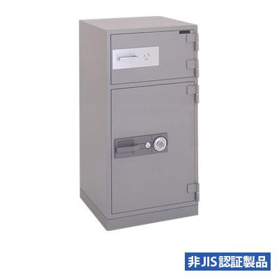 【SAGAWA】【日本製】投入金庫 耐火金庫 ダイヤル式 PC140N