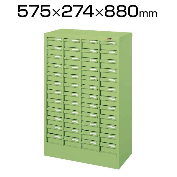 サカエ ハニーケース・スチールボックス SL-48N 業務用棚 幅575×奥行274×高さ880mm