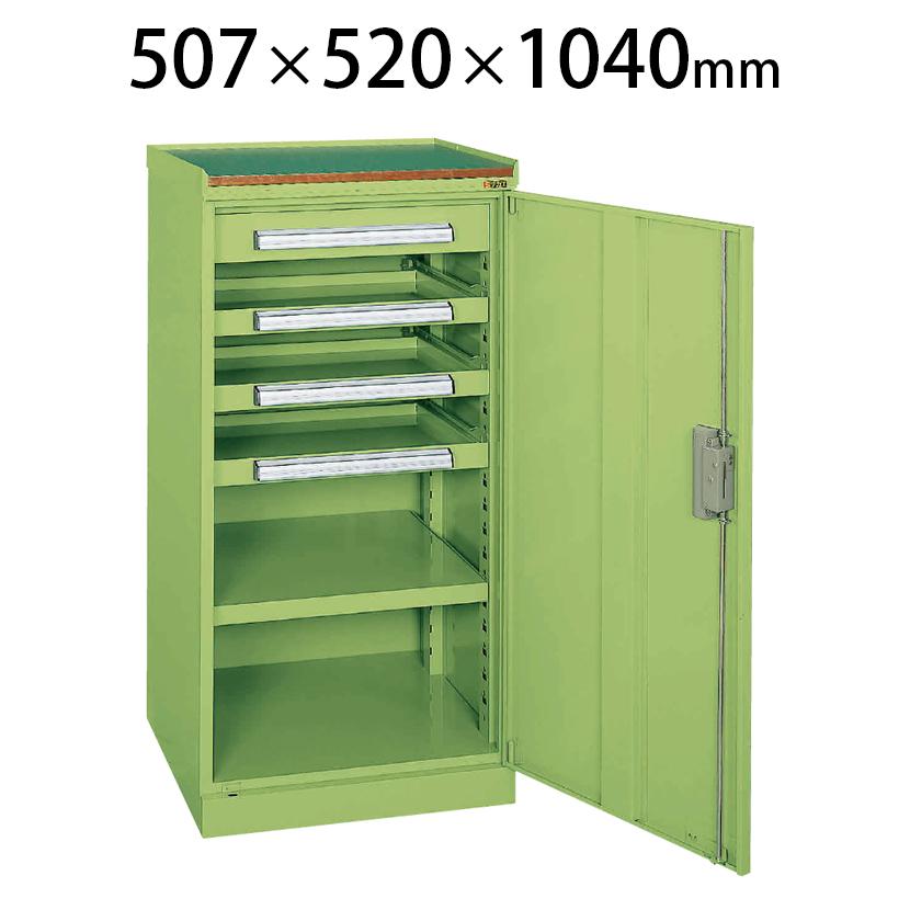 ミニ工具室 K-81 幅507×奥行520×高さ1040mm 工具保管 最適