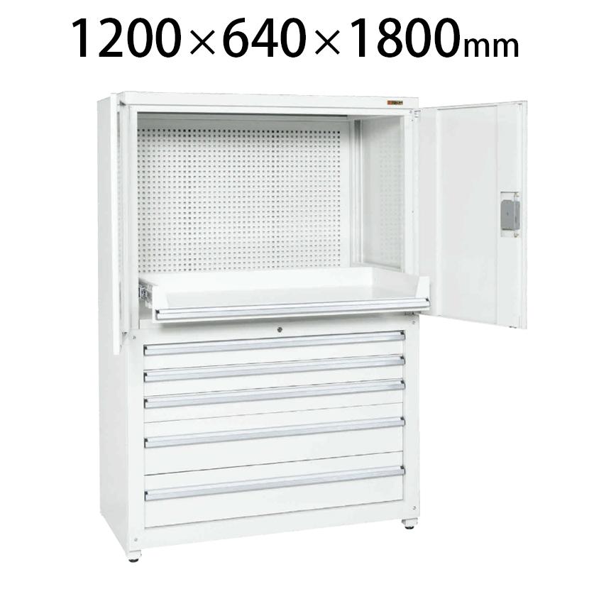 保管システム PNH-1263PD5CW 幅900×奥行640×高さ1800mm 壁面スペース 有効活用