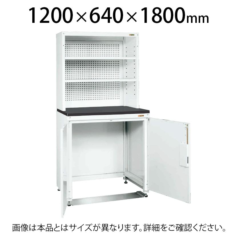 保管システム PNH-K12KPDW 幅1200×奥行640×高さ1800mm 壁面スペース 有効活用